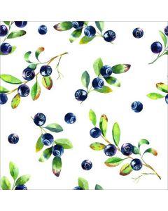 Blueberry Napkins