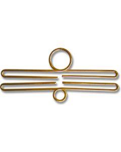 Brass Wire Hangers
