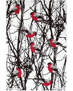 Bullfinch Towel