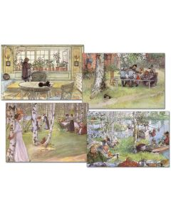 Carl Larsson Note Cards