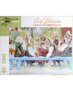 Carl Larsson Puzzle: Kersti's Birthday
