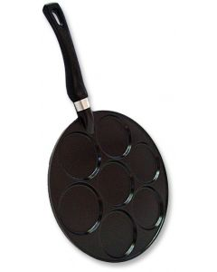 Cast Aluminum Plett Pan