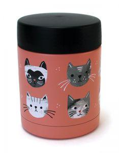 Cat's Meow Food Jar