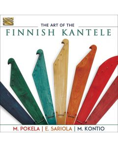 The Art of Finnish Kantele