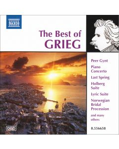 The Best of Grieg (1843-1907)