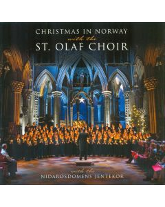 Christmas in Norway with the St. Olaf Choir 2013