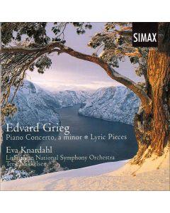 Grieg Piano Concerto, A minor & Lyric Pieces