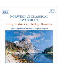 Norwegian Classical Favourites Vol.1
