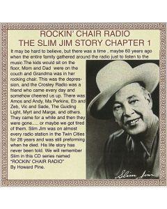 Rockin' Chair Radio: The Slim Jim Story Chapter 1