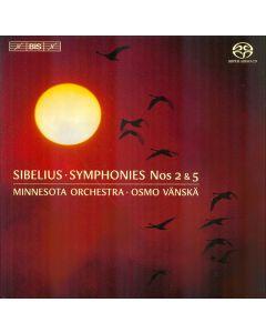 Sibelius Symphonies Nos. 2 & 5