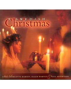 A Swedish Christmas - Anne-Charlotte Harvey