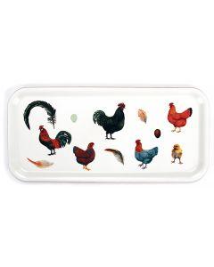 Danish Chickens Tray