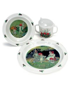 Children's of the Forest Dish Set