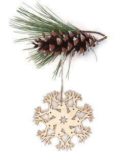 Circle of Reindeer Ornament