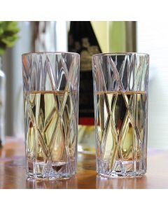 Orrefors City Aquavit Glasses