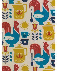 Cindy Lindgren Card - Morning Kaffe
