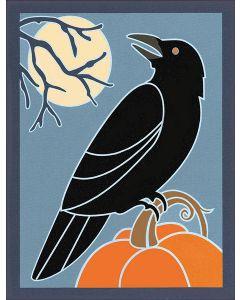 Cindy Lindgren Card - Raven