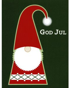 Cindy Lindgren Holiday Card - Nordic Gnome