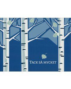 Cindy Lindgren Card - Tack Så Mycket