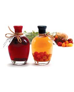 Dark Tickle Lingonberry & Cloudberry Vinegars