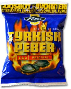 Turkish Pepper Licorice