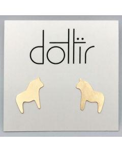 Dottir Dala Post Earrings