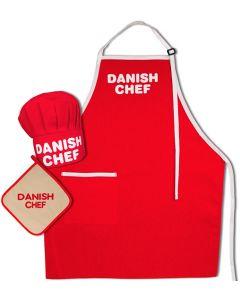 Danish Chef Accessories