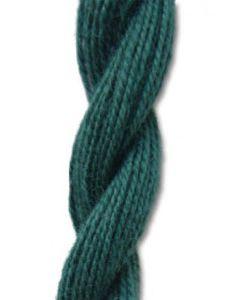 Danish Flower Thread - Blue Green 211