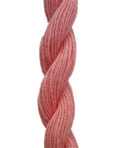Danish Flower Thread - Peach 12
