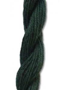 Danish Flower Thread - Pine Green 210