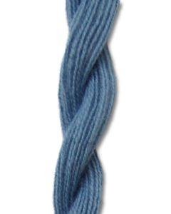 Danish Flower Thread - Antique Blue 227