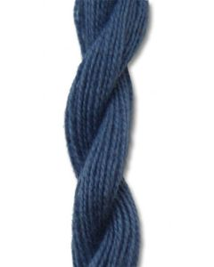 Danish Flower Thread - Dark Antique Blue 228
