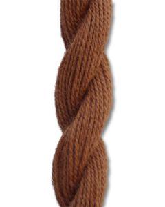 Danish Flower Thread - Golden Brown 213