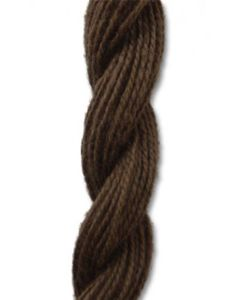 Danish Flower Thread - Gray Brown 215