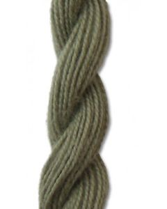 Danish Flower Thread - Gray Green 302
