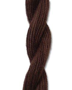 Danish Flower Thread - Mocha Brown 216
