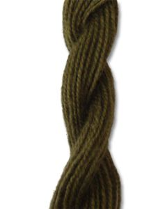 Danish Flower Thread - Olive 212
