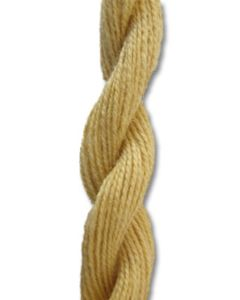 Danish Flower Thread - Pale Gold 225