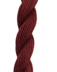 Danish Flower Thread - Red Brown 214