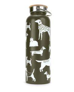 Dog Days Thermos Bottle