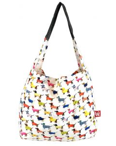Dog Party Stash-It Tote