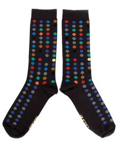Dots to Dots Socks