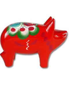 Red Dala Pig