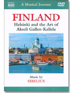 DVD A Musical Journey: Finland Helsinki