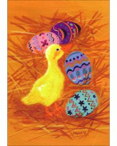 Norwegian Easter Card