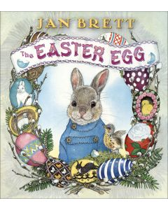 The Easter Egg Board Book