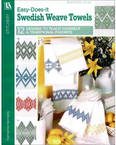 Easy-Does-It Swedish Weave Towels