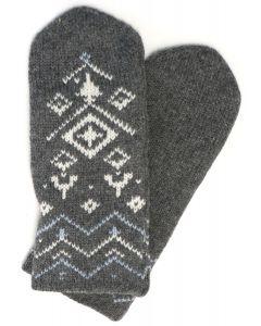 Baltic Woolen Mittens