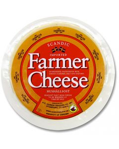 Swedish Farmer Cheese