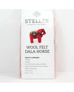 Felt Dala Horse Kit